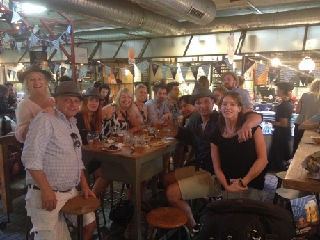 private guided tapas tour in madrid restaurant