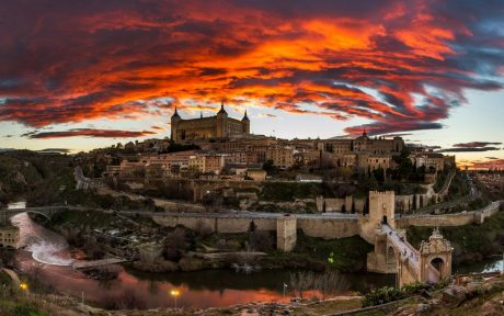 Toledo Is A Must To See UNESCO World Heritage City It Also One Of The Oldest And Most Beautiful Cities In Spain Full Ancient Monuments