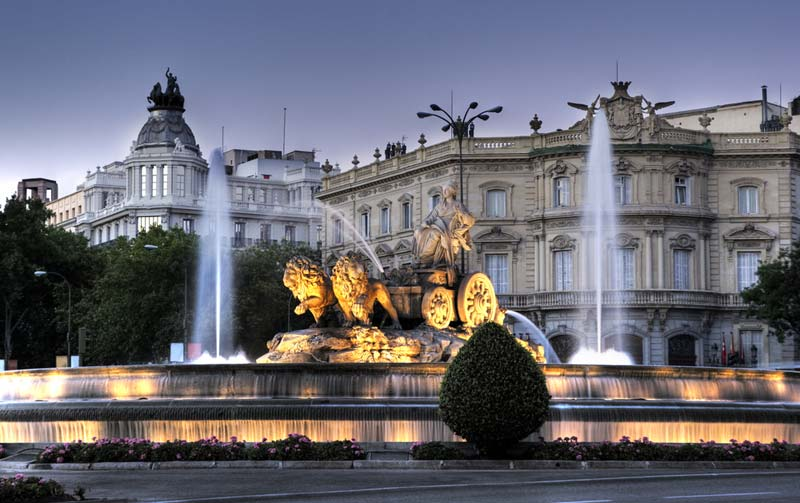 Madrid private tour by car