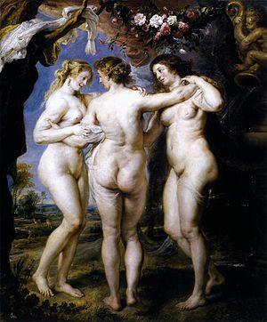 three graces rubens