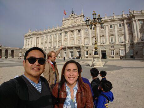 royal palace tour